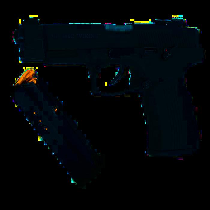 Пистолет спортивный МР-446С Викинг