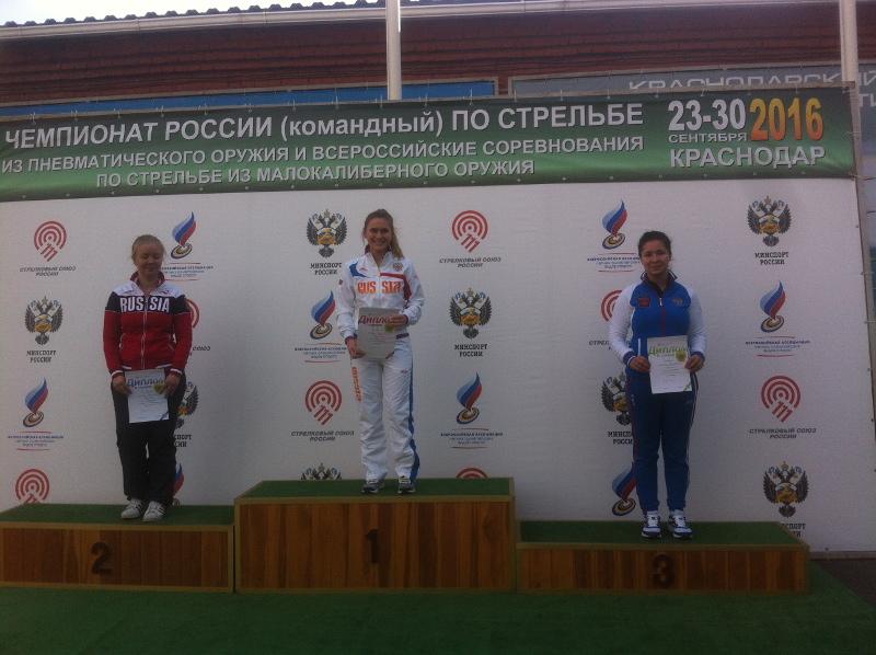 Чемпионат РФ